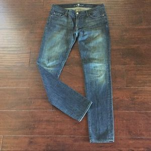 Women's jeans 7 for all mankind